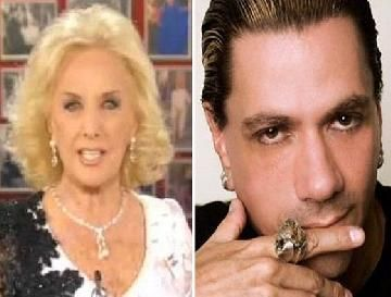 Mirtha Legrand demandaría a Roberto Piazza