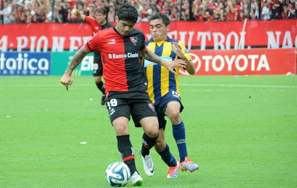 Antonio Medina es titular en Central reemplazando al Sapito Encina. (Foto: A. Amaya)