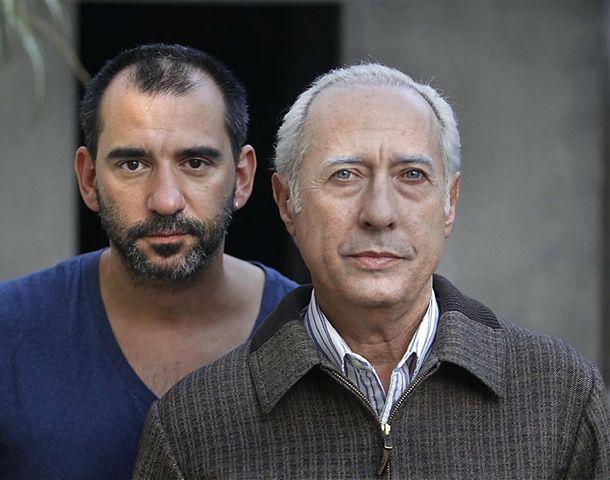 Trapero y Francella