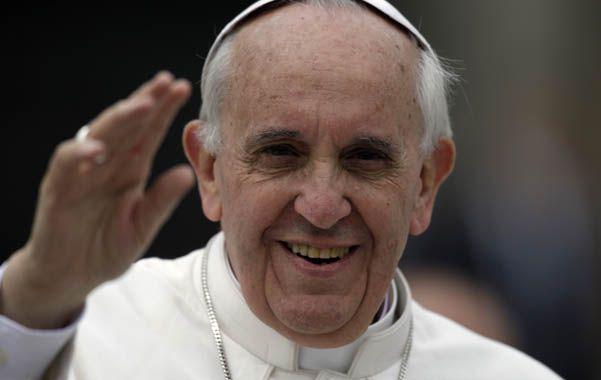 El Pontífice cuestionó el desequilibrio entre los ingresos de los ricos y los pobres.