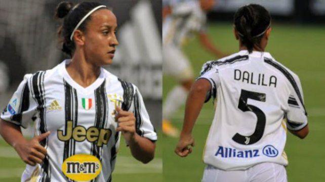 Dalila Ippolitoes la primera futbolista argentina en la máxima categoría de Italia y también la única que en nuestro país tiene una cancha con su nombre