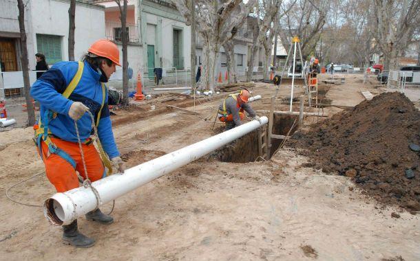 El municipio continúa gestionando créditos internacionales para obras de infraestructura. El próximo paso es el pavimento definitivo.