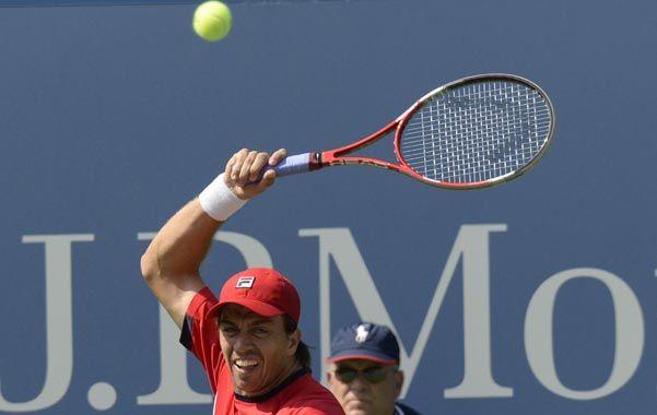 Berlocq perdió ante Sela, en un adelanto de la Copa Davis