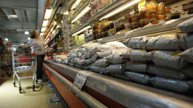 Los supermercados de Rosario dicen que ha habido una caída de ventas en este semestre del año.