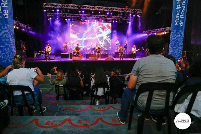 Las Pastillas del Abuelo se presentan esta noche en el Anfiteatro Humberto de Nito.