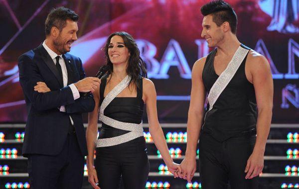 Juanita tuvo un desempeño aceptable en su debut como bailarina.