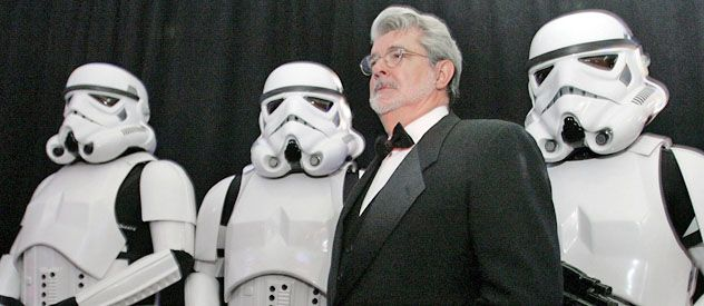 George Lucas vendió por 4.000 millones de dólares a Disney su productora. Star War ahora junto a Mickey.