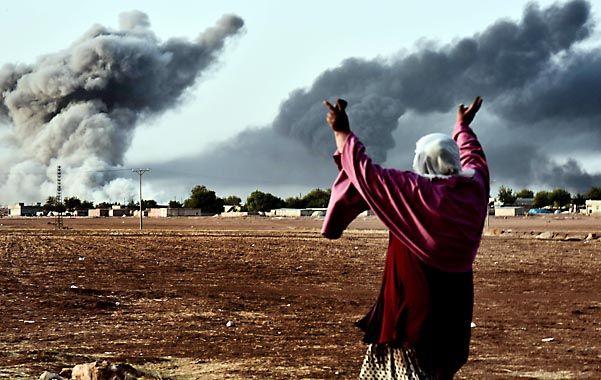 La guerra interminable. Los extremistas islámicos amenazan a la población de la antigua fe yazidí.