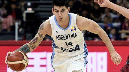 Deck será el decimocuarto argentino que jugará en la NBA.