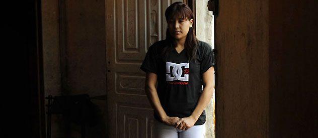 Irma Rodríguez lleva cuatro años sufriendo el acoso de su ex pareja.