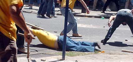 Se entregó el patovica sospechado de matar a un sindicalista de Atilra