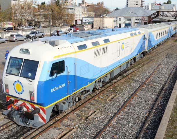 El convoy podrá visitarse en la estación Rosario Norte