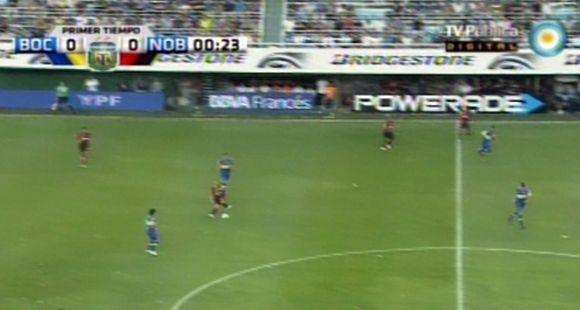 Newells tuvo una distracción fatal y terminó perdiendo 2 a 0 en la Bombonera