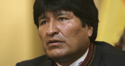 Evo Morales sufrió su primera derrota en seis años de gobierno