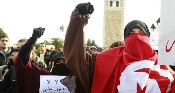 Primavera árabe, la llama queencendió un desesperado tunecino