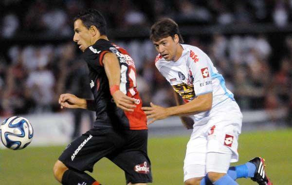 Maxi Rodríguez fue la única nota destacada en el Rojinegro