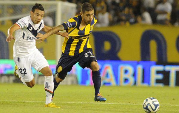 Jonás Aguirre será titular en reemplazo de Gustavo Colman.