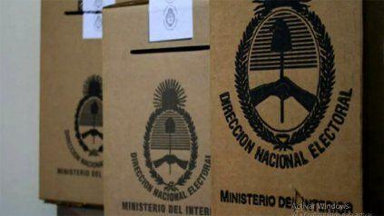 El 12 de septiembre habrá internas en los principales frentes políticos de la provincia.
