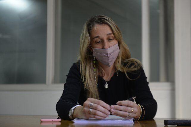 La fiscal Melisa Serena hizo su descargo y dijo no tener nada que ver con las causas de juego clandestino.