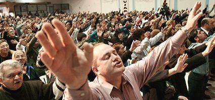 En Rosario ya existen seis templos evangélicos por cada iglesia católica