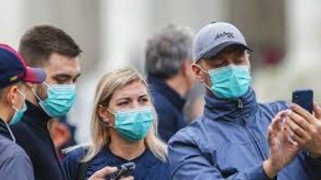 Autoridades recomiendan además el uso de cubre boca