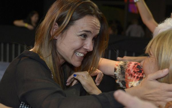 Candidata. Anita Martínez fue la más votada en las primarias para intendenta.