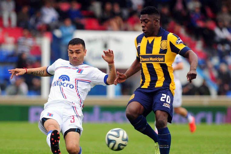 Valencia en el último partido contra Tigre(1-4)