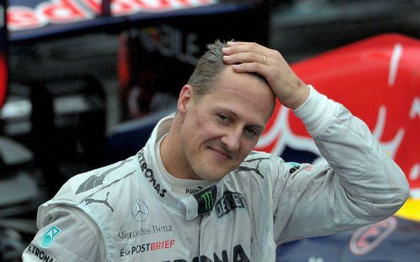 Ganador. El campeón más exitoso de todos los tiempos de la Fórmula 1 hoy tiene 45 años.