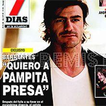 Barrantes: Quedó demostrado que fui un cornudo, así que quiero a Pampita presa