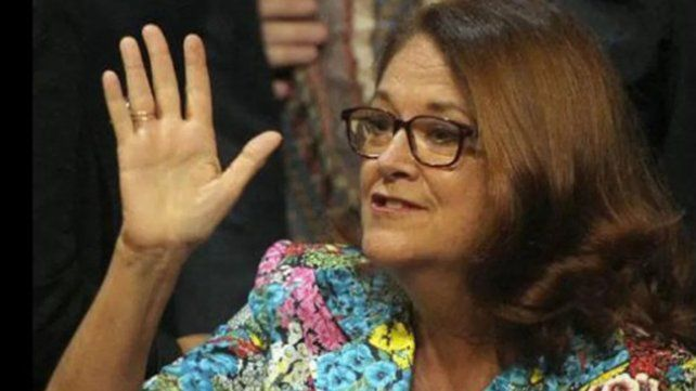 La designada embajadora argentina en Rusia