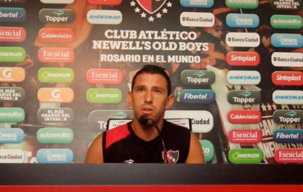 Maxi Rodríguez señaló que jugando bien en Newells tiene chances de seguir en la selección.