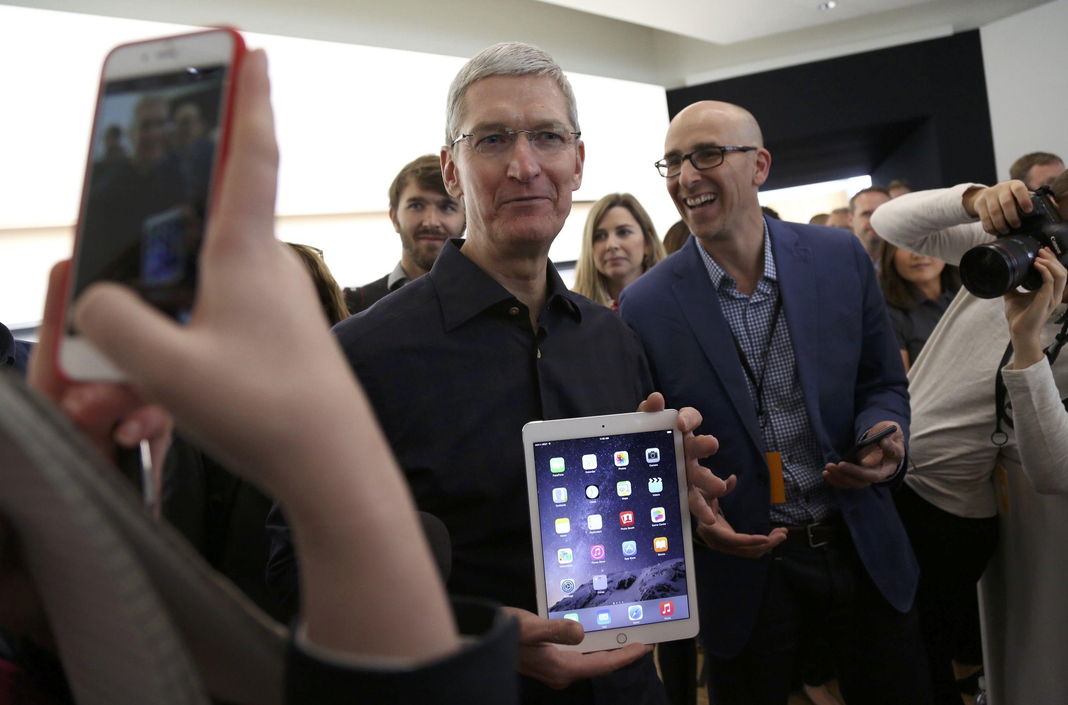 El CEO de Apple