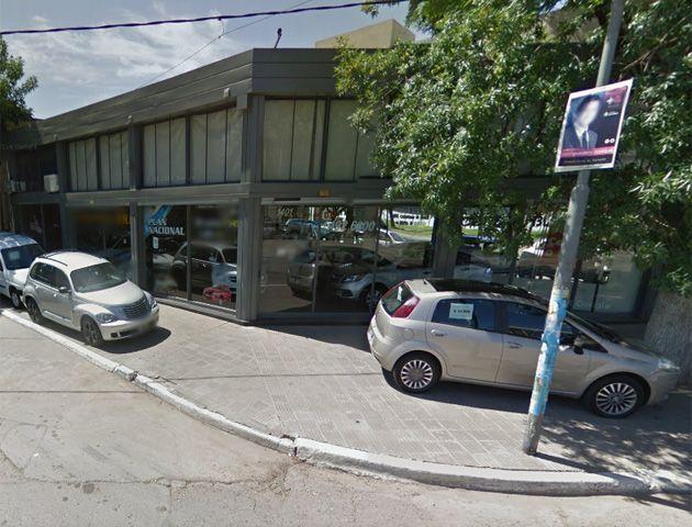 El local está ubicado en Juan Domingo Perón al 1400.