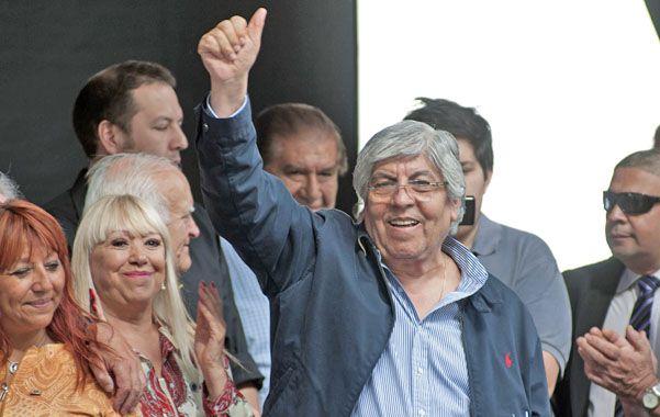 Movida política. Moyano aspira a reunir en Mar del Plata a líderes sindicales y precandidatos presidenciales del PJ.