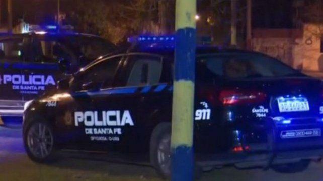 Dos hombres quedarán presos por tirotear a dos móviles policiales