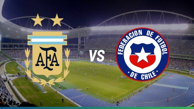 Argentina debuta en la Copa América este lunes ante Chile