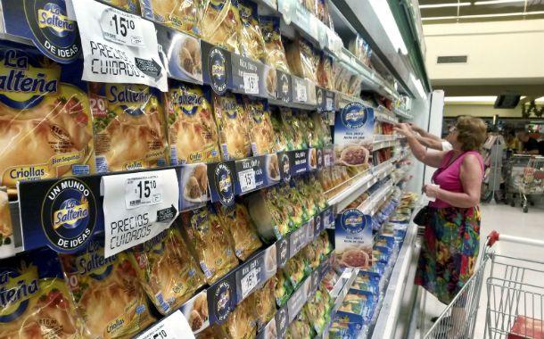 La demanda de los productos de Precios Cuidados creció en algunos casos hasta un 500 por ciento.