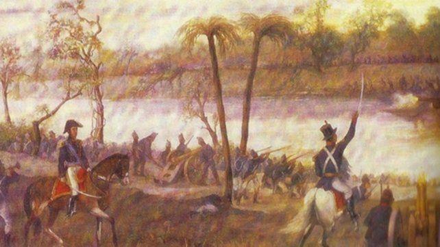 Batalla de Campichuelo
