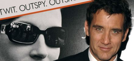 Clive Owen, romántico y duro como Cary Grant
