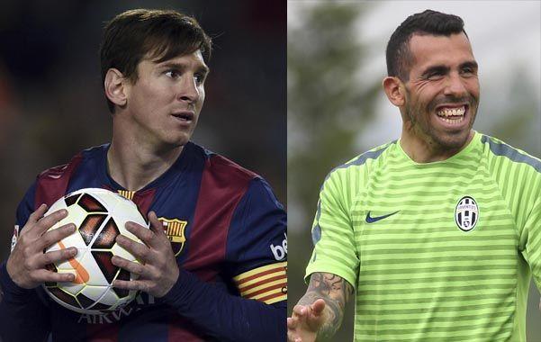 Carlitos enfrentará a Messi que viene de eliminar al Bayern de Guardiola.