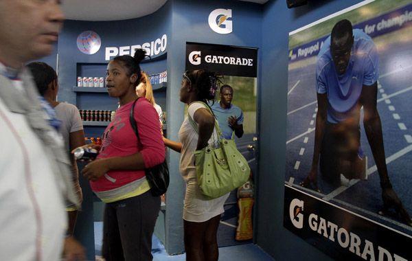 Empresas norteamericanas en la Feria Internacional de La Habana