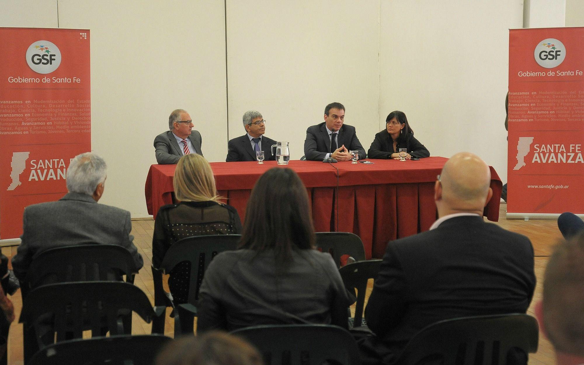 El objetivo del nuevo programa es la coordinación comunitaria de los actores intervinientes en la ejecución de una medida alternativa a la prisión.