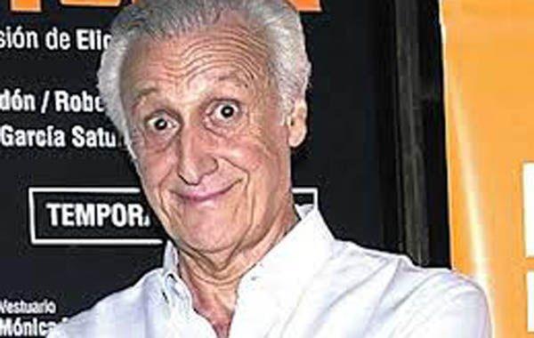 Julio López actuó en Che Madam hasta días antes de morir.