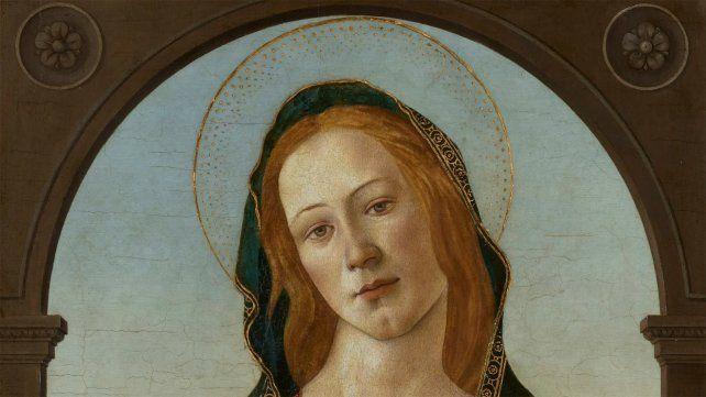 Una obra de Botticelli es redescubierta en el Museo Nacional de Gales
