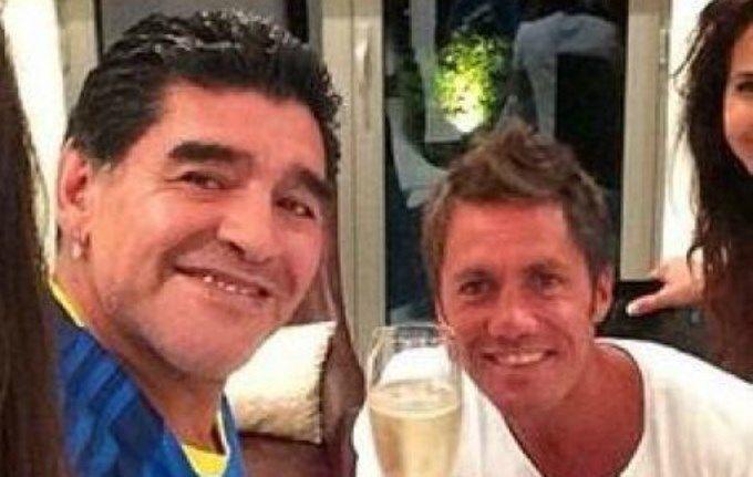 Diego y Alejo Clérici en las buenas épocas.