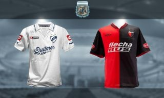 Quilmes ganaba cómodo por 2 a 0 y Colón empató en los minutos finales