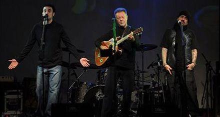 Gieco, D-Mente y Abel Pintos hicieron delirar al público en la tercera luna de Cosquín