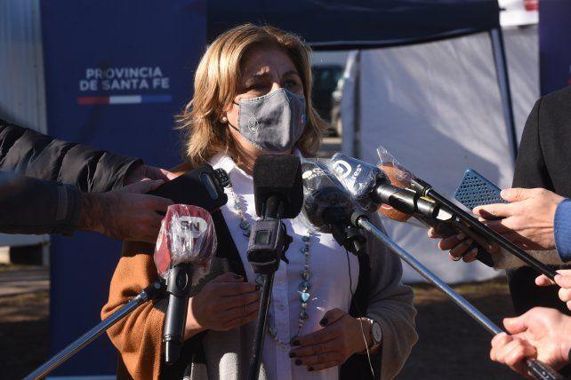 La ministra Sonia Martorano anunciaba el año pasado la preocupación del aumento de casos por la llegada de los fríos del invierno.
