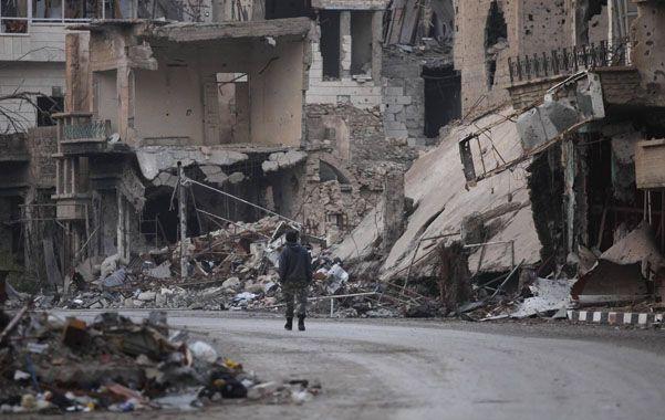 Crimen de guerra. La ciudad rebelde de Deir al-Zor