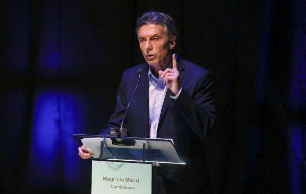Macri reiteró que está dispuesto a negociar con el massismo un eventual apoyo.